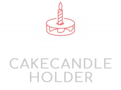 cakecandleholder