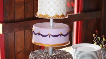 Hochzeitstorte 5 Stockig Tortenbilder Kuchenfotos