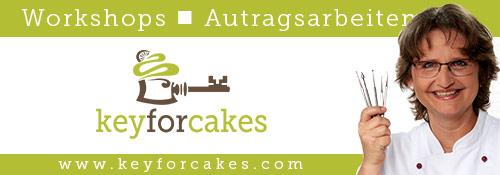 Key for Cakes - Workshops und Auftragsarbeiten